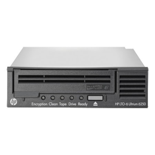 HPE StoreEver LTO-6 Tape Drive - 2.50 TB (Native)/6.25 TB (Compressed)