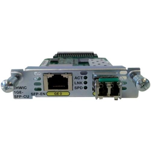 Cisco EHWIC-1GE-SFP-CU HWIC