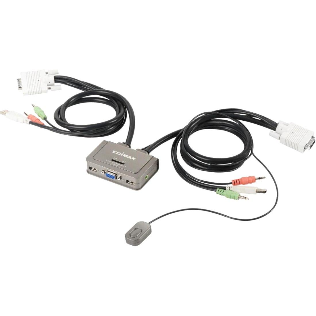 Edimax EK-2U2CA KVM Switchbox