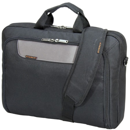 """Everki Carrying Case (Briefcase) for 43.9 cm (17.3"""") Notebook - Charcoal"""