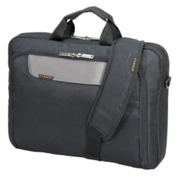 "Everki Carrying Case (Briefcase) for 43.9 cm (17.3"") Notebook - Charcoal"