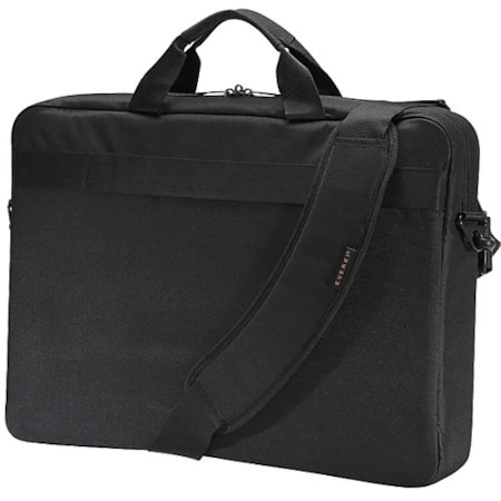 """Everki Advance EKB407NCH18 Carrying Case (Briefcase) for 46.7 cm (18.4"""") Notebook - Charcoal"""