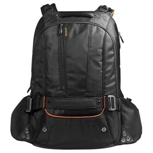 """Everki Beacon EKP117NBKCT Carrying Case (Backpack) for 45.7 cm (18"""") Notebook - Black"""