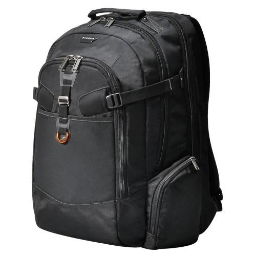 """Everki Titan EKP120 Carrying Case (Backpack) for 46.7 cm (18.4"""") Notebook - Black"""
