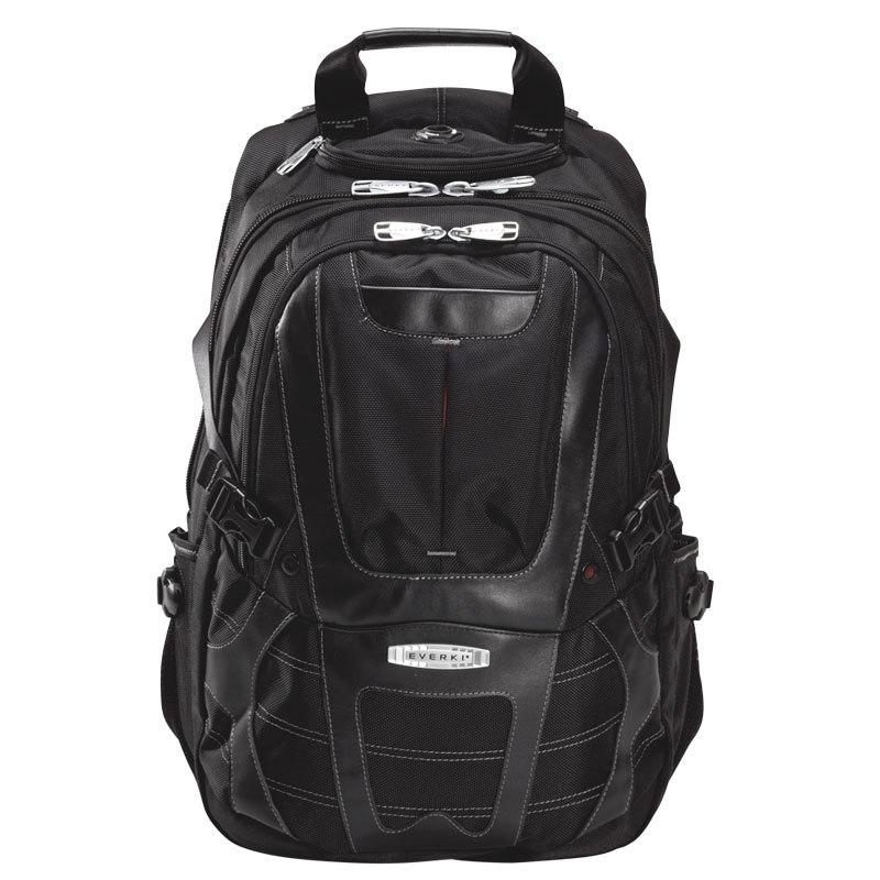 "Everki Concept Premium Carrying Case (Backpack) for 43.9 cm (17.3"") Notebook - Black"