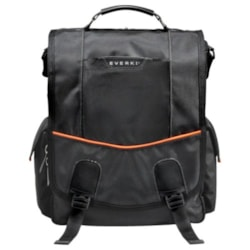 "Everki Urbanite EKS620 Carrying Case (Messenger) for 35.8 cm (14.1"") Notebook - Black"