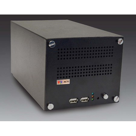 ACTi 4 Channel Wired Video Surveillance Station
