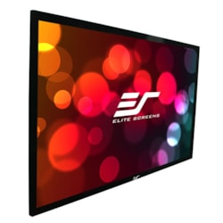 "Elite Screens SableFrame ER150DH2 Fixed Frame Projection Screen - 381 cm (150"") - 16:9 - Wall Mount"