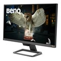"BenQ Entertainment EW2780Q 68.6 cm (27"") WQHD WLED LCD Monitor - 16:9 - Metallic Grey"