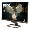 "BenQ Entertainment EW2780U 68.6 cm (27"") 4K UHD LED LCD Monitor - 16:9 - Metallic Brown, Metallic Black"