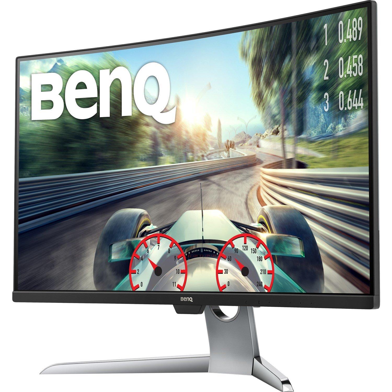 "BenQ EX3203R 80 cm (31.5"") WQHD Curved Screen LED Gaming LCD Monitor - 16:9 - Grey"