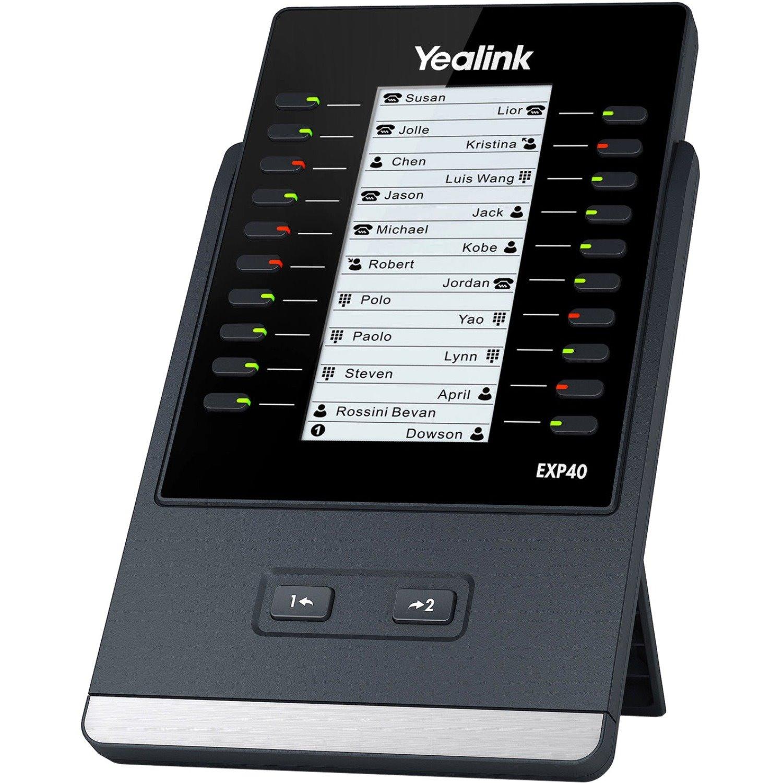 Yealink EXP40 Phone Expansion Module