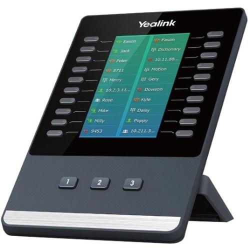 Yealink EXP50 Phone Expansion Module - Black