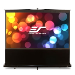 "Elite Screens ezCinema F100NWH Projection Screen - 254 cm (100"") - 16:9 - Floor Mount"