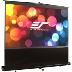 "Elite Screens ezCinema F100NWV Manual Projection Screen - 254 cm (100"") - 4:3 - Floor Mount"