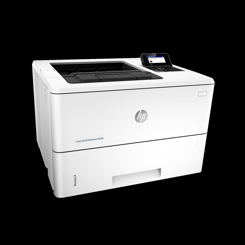 HP LaserJet M506DN Laser Printer