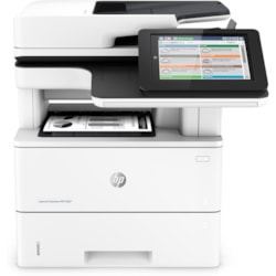 HP LaserJet M527dn Laser Multifunction Printer - Plain Paper Print