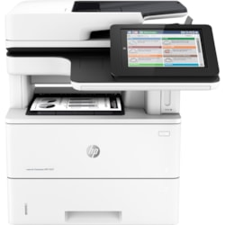 HP LaserJet M527f Laser Multifunction Printer - Plain Paper Print