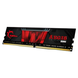 G.SKILL AEGIS RAM Module for Desktop PC, Motherboard - 16 GB (1 x 16 GB) - DDR4-3200/PC4-25600 DDR4 SDRAM - CL16 - 1.35 V