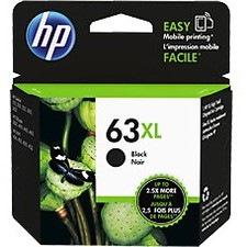 HP 63XL Ink Cartridge - Black