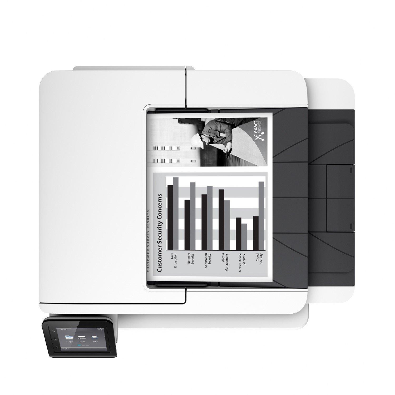 HP LaserJet Pro M426FDN Laser Multifunction Printer - Monochrome