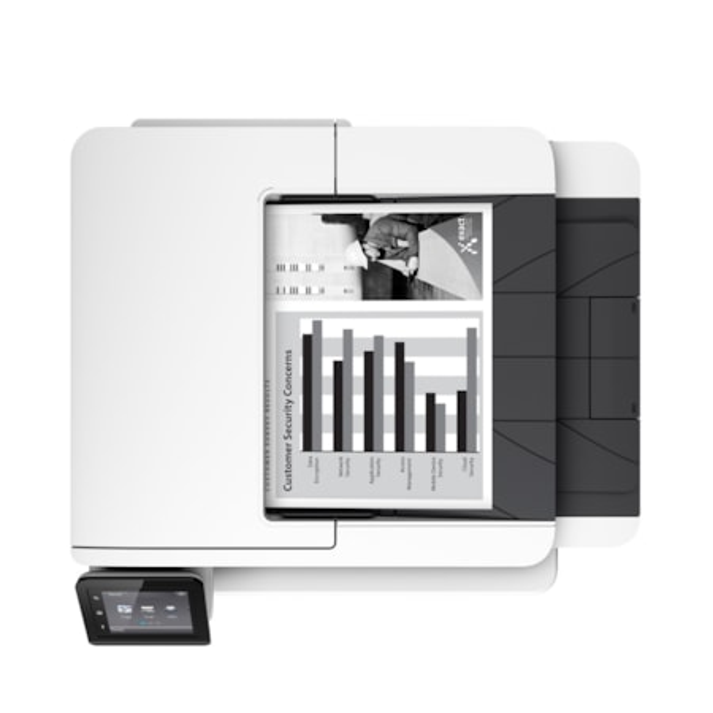 HP LaserJet Pro M426FDN Laser Multifunction Printer - Monochrome - Plain Paper Print - Desktop
