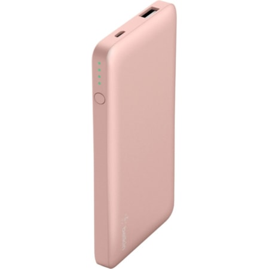 Belkin Pocket Power Power Bank - Rose Gold