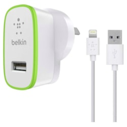 Belkin BOOST UP™ AC Adapter for iPad, iPod, iPhone