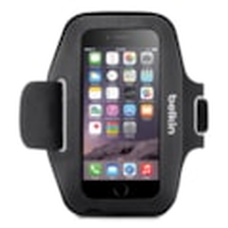 Belkin Sport-Fit Armband For Iphone Black