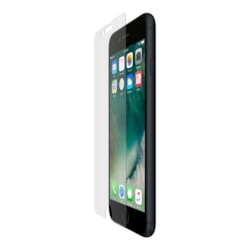 Belkin ScreenForce Plastic, Tempered Glass Crystal Clear Screen Protector