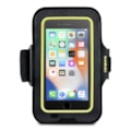 Belkin Sport-Fit Carrying Case (Armband) iPhone 6S Plus, iPhone 7 Plus, iPhone 6 Plus, iPhone 8 Plus - Blacktop