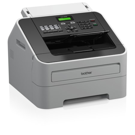 Brother IntelliFAX FAX-2840 Facsimile/Copier Machine - Laser - Monochrome Digital Copier