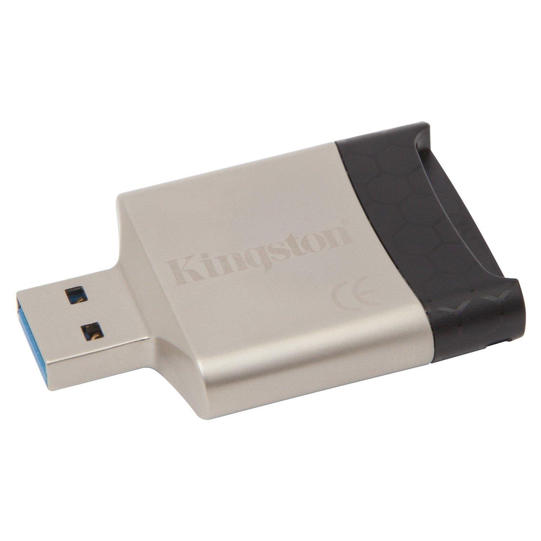 Kingston MobileLite G4 Flash Reader - USB 3.0 - External