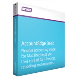 MYOB AccountEdge Basic