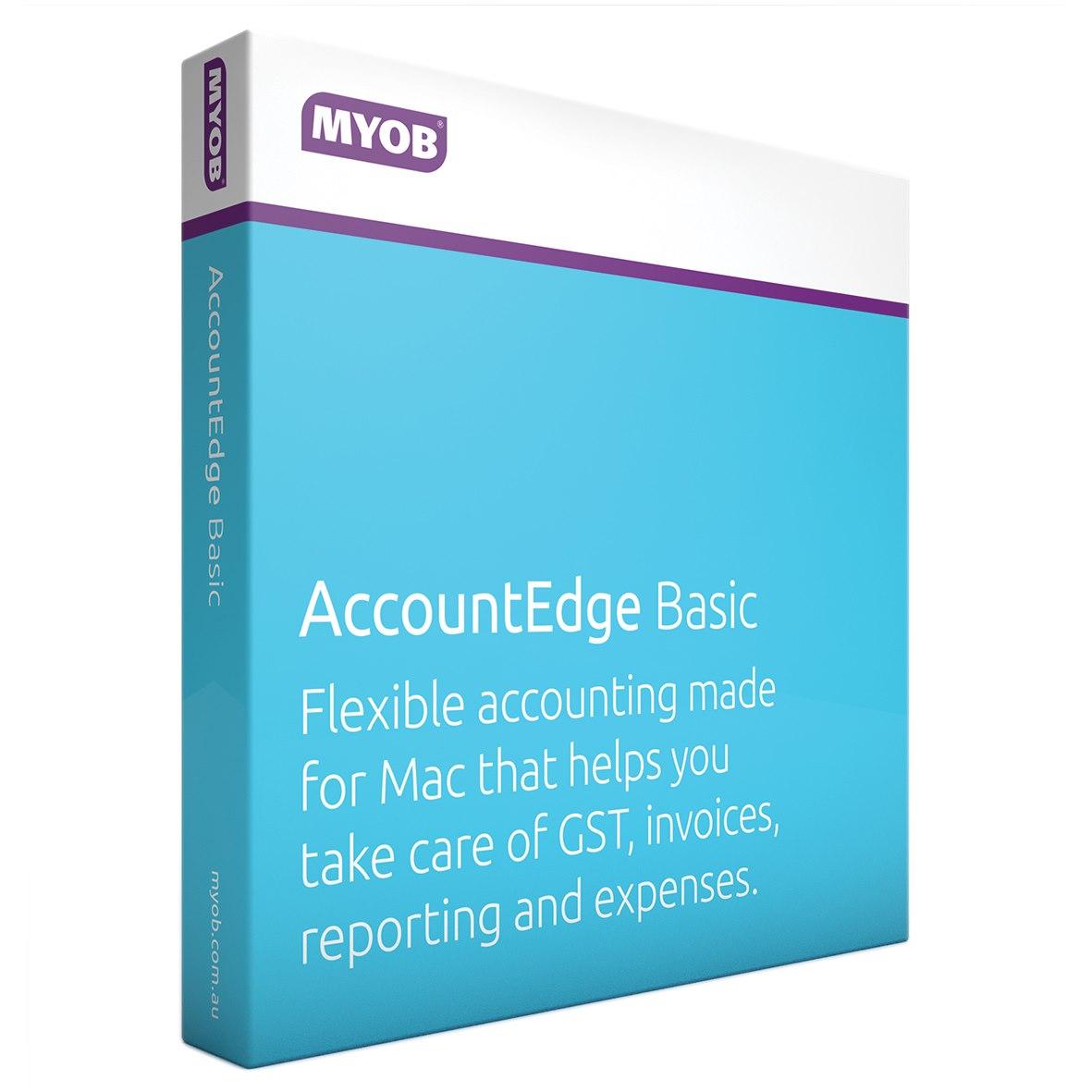 MYOB AccountEdge Basic