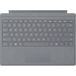 Microsoft Signature Keyboard/Cover Case Microsoft Tablet - Charcoal