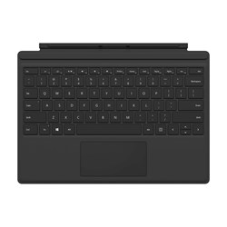 Microsoft Surface Pro Type Cover Commercial Black