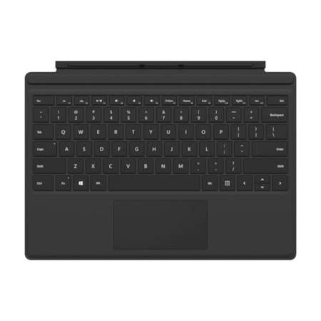 Microsoft Type Cover Keyboard/Cover Case Tablet - Black