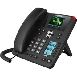 Fortinet FortiFone FON-375 IP Phone - Wall Mountable, Desktop