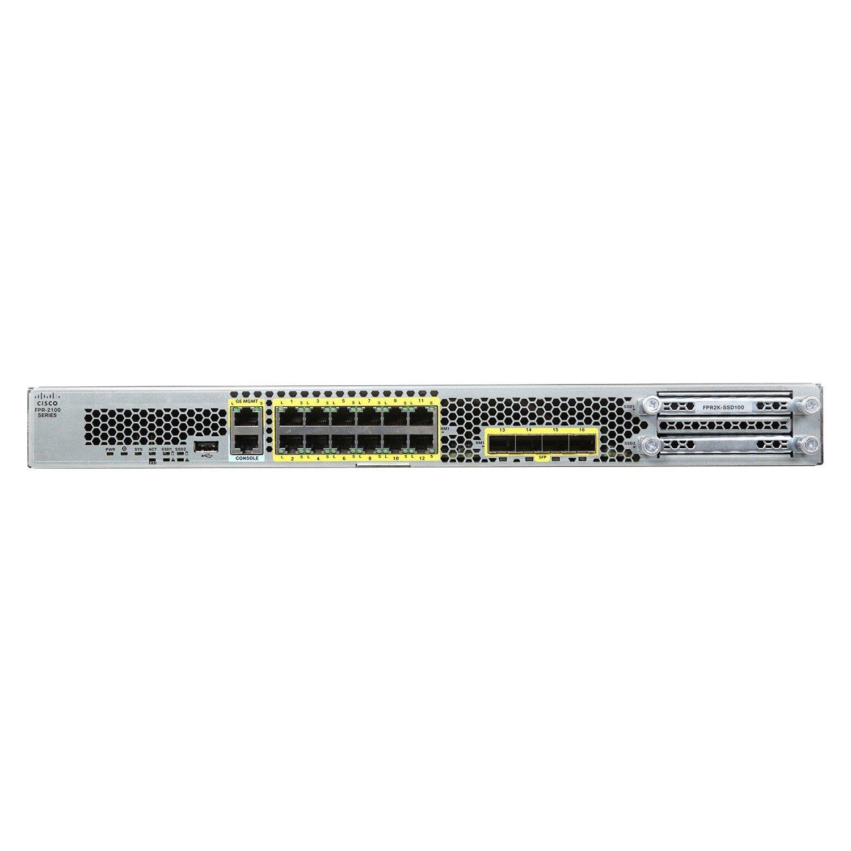 Cisco Firepower 2110 Network Security/Firewall Appliance