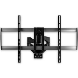 StarTech.com Wall Mount for Flat Panel Display - Black, Silver
