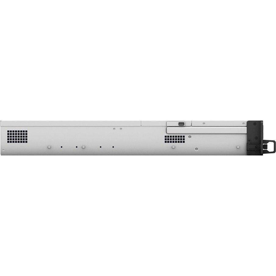 Synology FlashStation FS2017 24 x Total Bays SAN/NAS Storage System - Intel Xeon Octa-core (8 Core) 2.10 GHz - 16 GB RAM - DDR SDRAM Rack-mountable