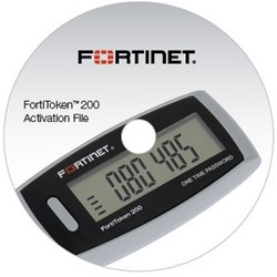 Fortinet FortiToken 200CD Security Token