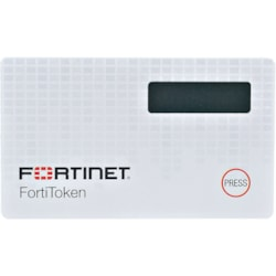 Fortinet FortiToken 220 Security Card
