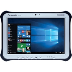 "Panasonic Toughpad FZ-G1 FZ-G1W3100VA Tablet - 25.7 cm (10.1"") - 8 GB RAM - 128 GB SSD - Windows 10 Pro 64-bit - 4G"