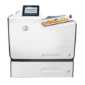 HP PageWide Enterprise 556xh Page Wide Array Printer - Colour - 2400 x 1200 dpi Print - Plain Paper Print - Desktop