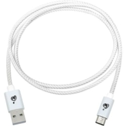 IOGEAR 1.01 m USB Data Transfer Cable for MacBook, Chromebook, Tablet, Notebook - 1 Pack