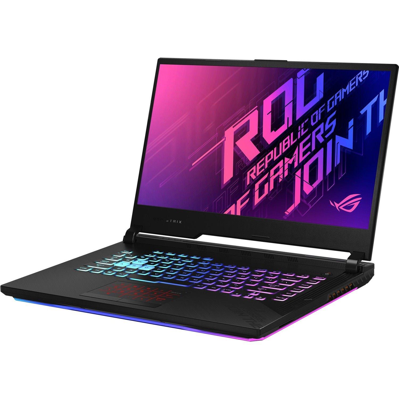 "Asus ROG Strix G15 G512LI-AL024T 39.6 cm (15.6"") Gaming Notebook - Full HD - 1920 x 1080 - Intel Core i7 (10th Gen) i7-10750H Hexa-core (6 Core) 2.60 GHz - 16 GB RAM - 512 GB SSD"
