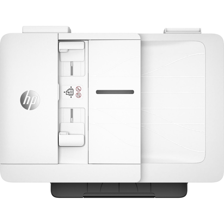 HP Officejet Pro 7740 Inkjet Multifunction Printer - Colour