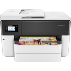 HP Officejet Pro 7740 Inkjet Multifunction Printer - Colour